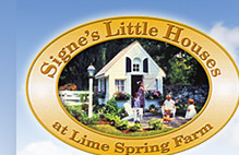 Signe's Little Houses at Lime Spring Farm